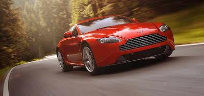 El Aston Martin Vantage 2012