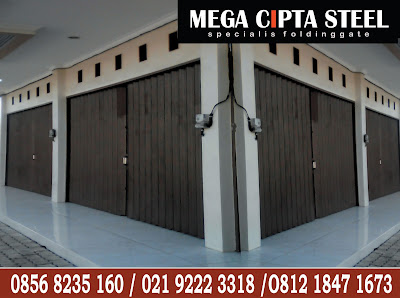 GAMBAR FOLDING GATE JAKARTA