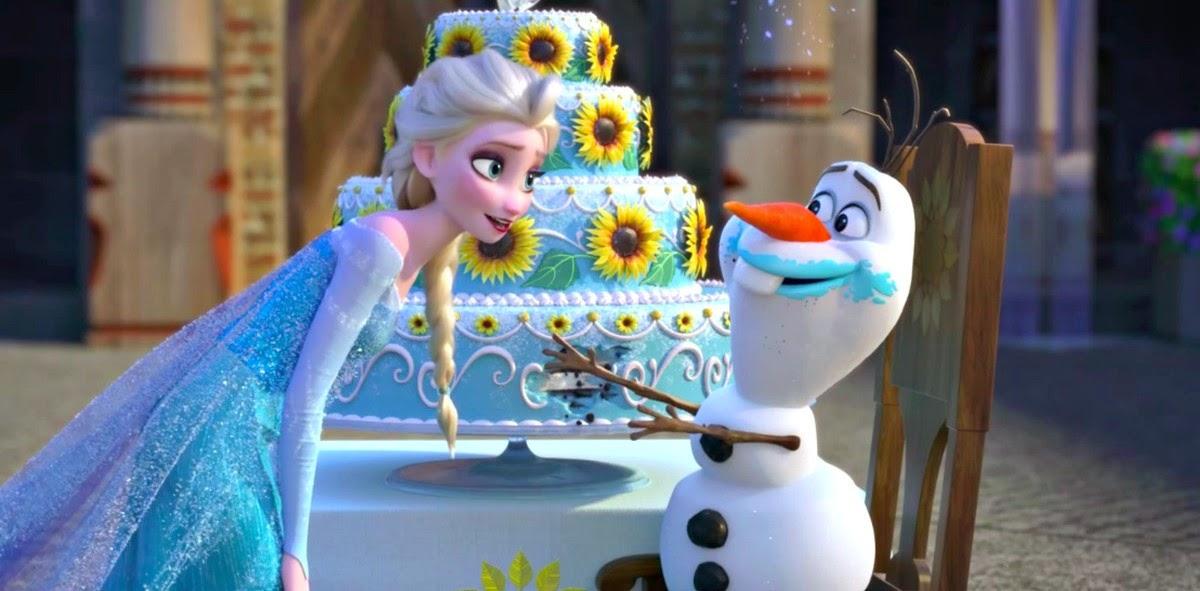 Veja o teaser trailer do curta animado da Disney Frozen: Febre Congelante