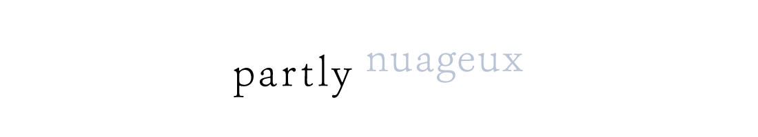partly nuageux