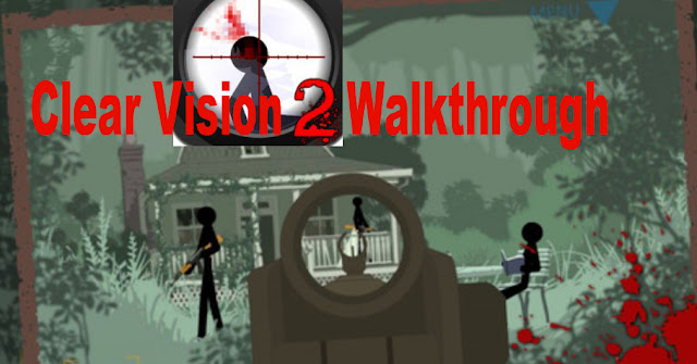 Clear Vision 2 App walkthrough