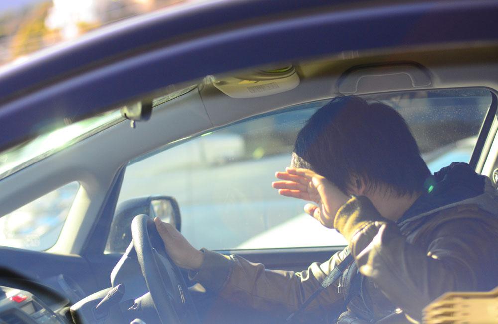 運転手の写真