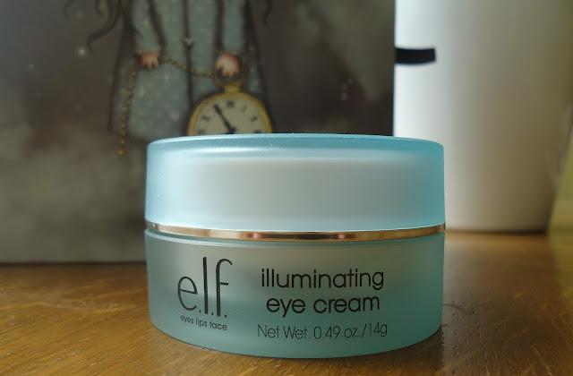 [ELF] Crème illuminatrice yeux