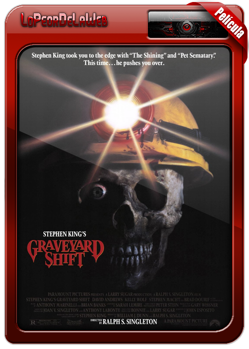 Graveyard Shift (1990) [Stephen King] 720p Dual Mega