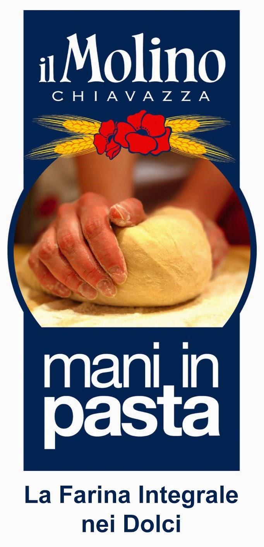 Mani in pasta Molino Chiavazza