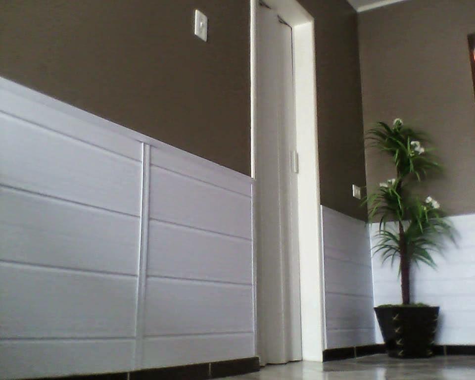 Revestimento de parede em pvc fa a voc mesmo fa a voc for Lamas de pvc para paredes