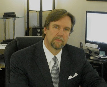 Keith Prater at Desk
