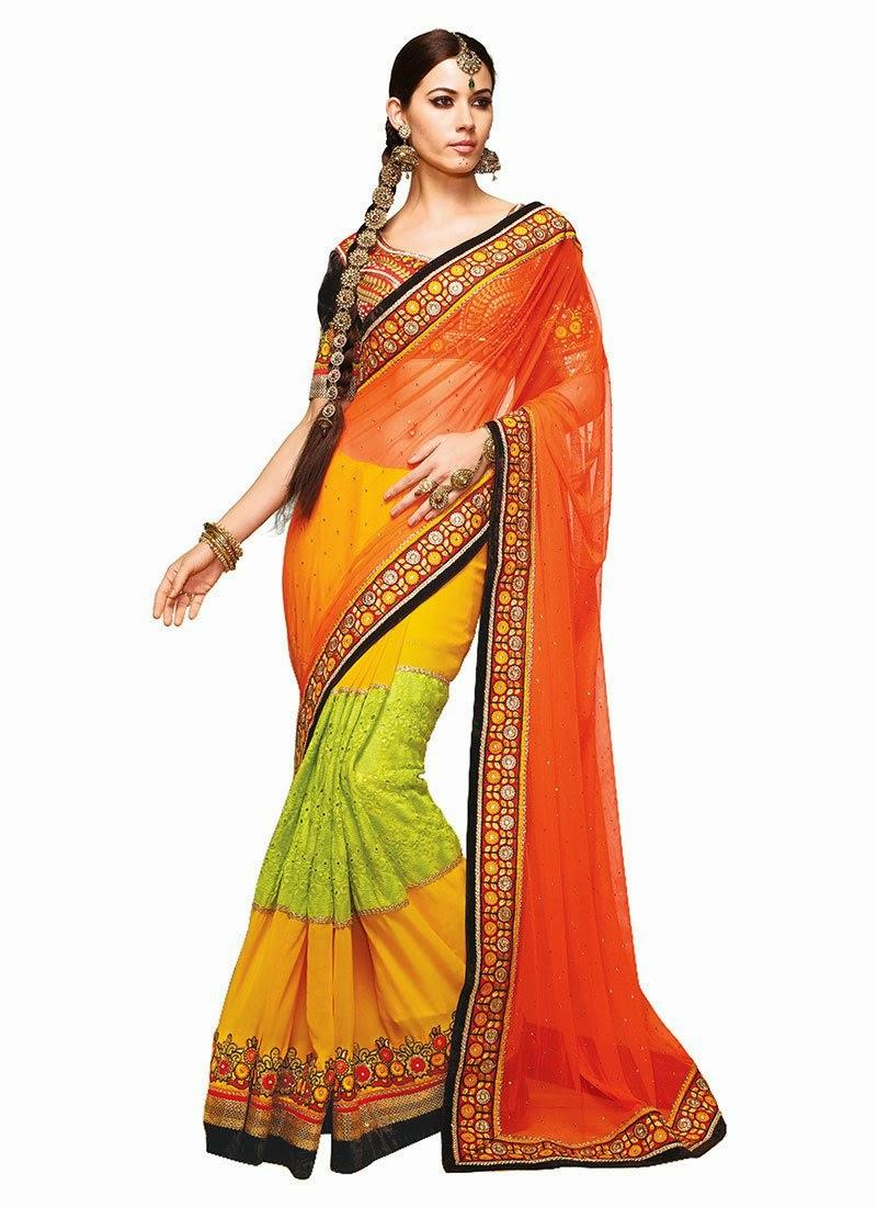 Image result for wedding bridal sarees designer lehengas sarees salwar