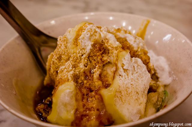 cendol durian, jonker88 melaka