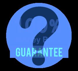 money back guarantee?