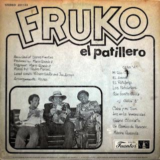 Fruko - Madre Querida - Los Patulekos
