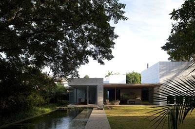 Rumah Seni Minimalis