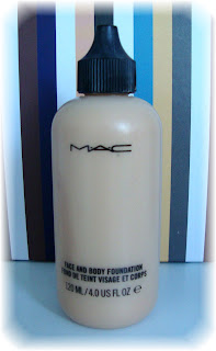 Face & Body MAC