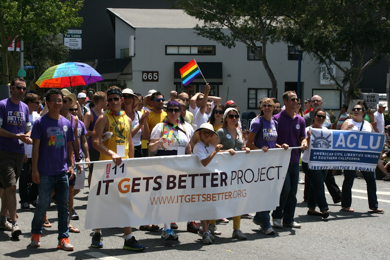 It Gets Better LA Pride 2012