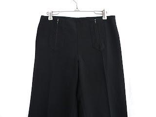 Pantaloni negri ocazie