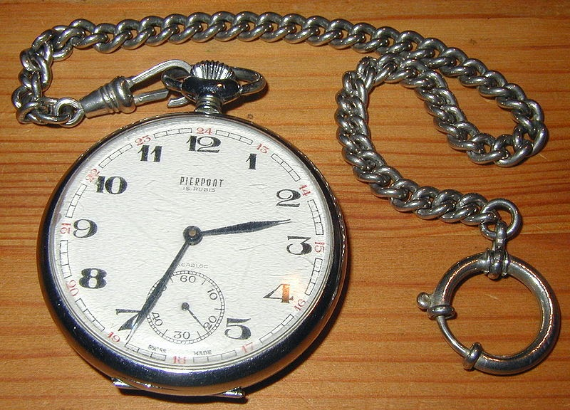 http://commons.wikimedia.org/wiki/File:Pocket_watch_with_chain.jpg#file