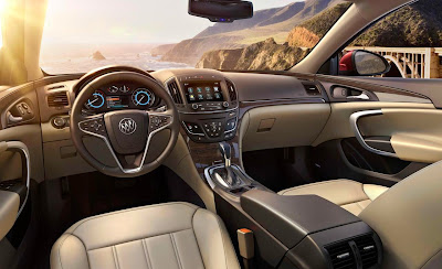 2016 Buick Regal Interior Redesign