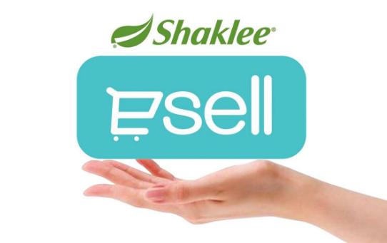 cara order menggunakan esell shaklee