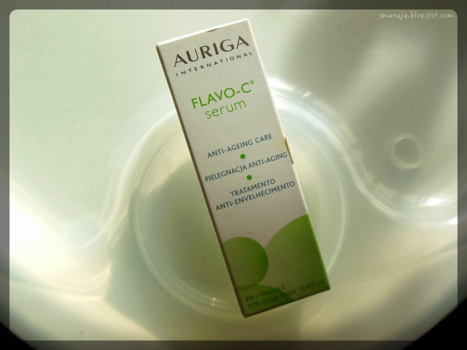 Auriga – serum Flavo-C [recenzja]