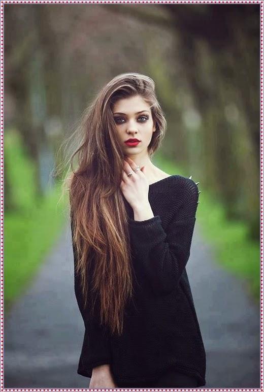 Wirbelige Frisuren 2014
