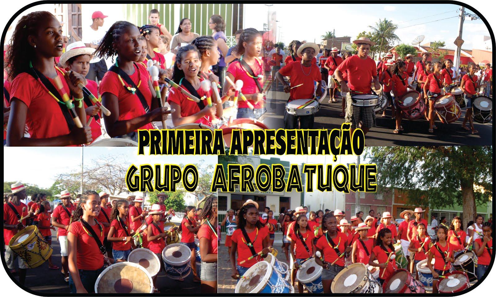 GRUPO MARACATU AFROBATUQUE