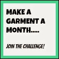Sew A Long a Garment a Month