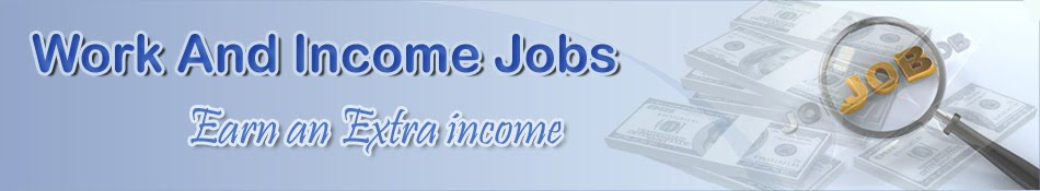 Work And Income Jobs - Choose Your Job Free