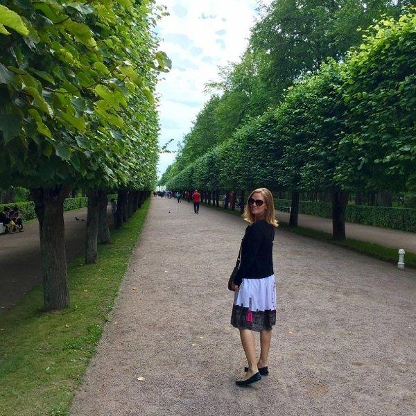St. Petersburg Garden