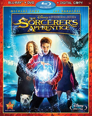 The Sorcerer's Apprentice (2010) BRRip Dual Audio Hindi Dubbed 300MB