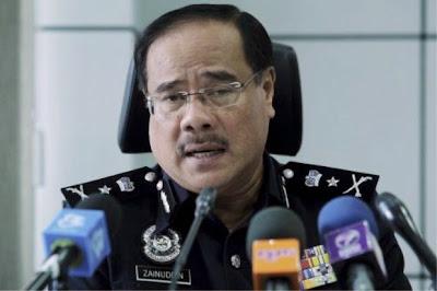 Polis Tahan Tujuh Ahli Sindiket Curi Kereta Mewah