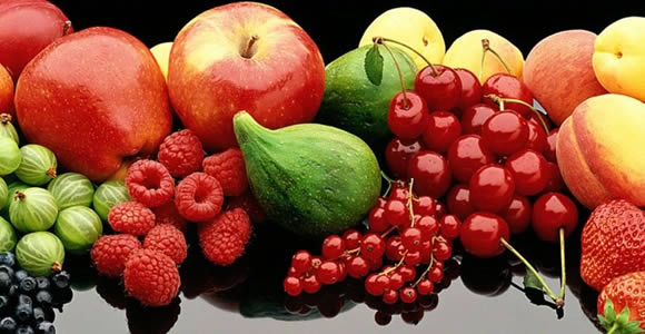 Buah-buahan untuk membuat wajah kinclong