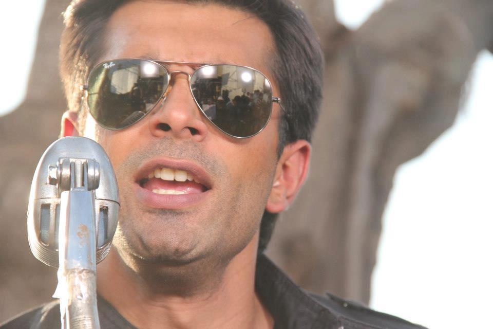 Pics of Karan Singh Grover as Asad in Qabool Hai (Zee TV)