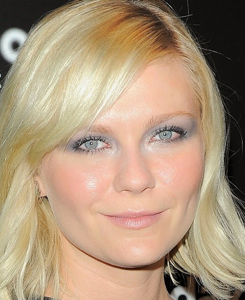 Kirsten Dunst Valentine Day make up