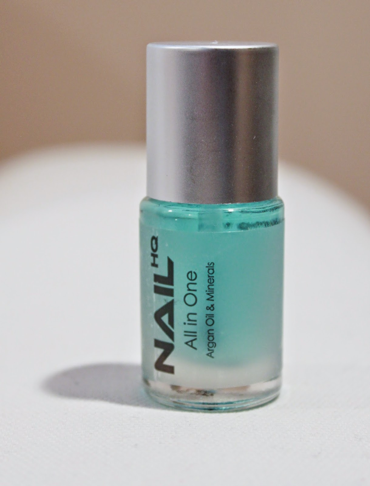 Just J: Nail HQ All in One Nail Treatment Review