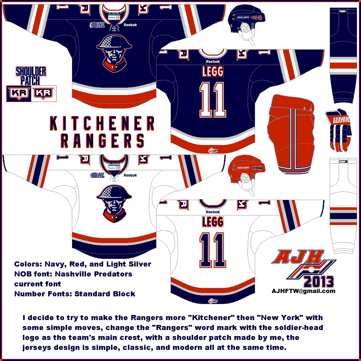 Tuesday: There Is No Off-season - HockeyJerseyConcepts
