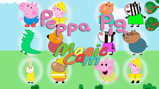 Peppa Pig Magic Photo Cam
