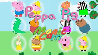 Peppa Pig Magic Photo Cam