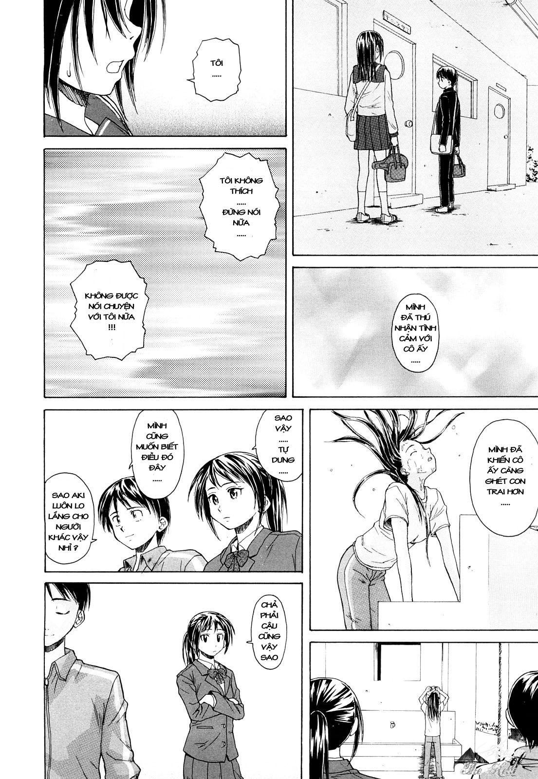 TruyenHay.Com - Ảnh 26 - Setsunai Omoi Chapter 1