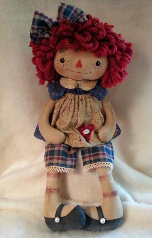 Little Blue Annie #2