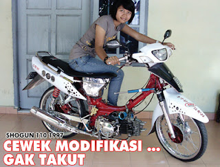 Picture of Modifikasi Shogun 110