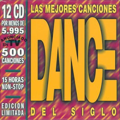Las Mejores Canciones Dance Del Siglo [12 CDs] (1999)