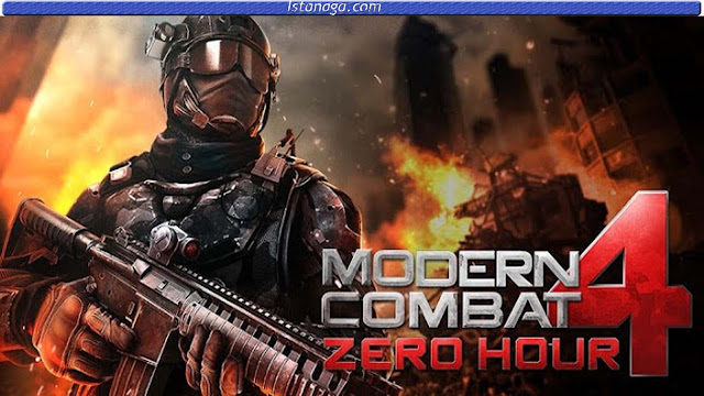 Modern Combat 4: Zero Hour v1.0.4 Apk Download