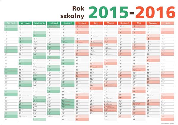 Znamy kalendarz roku szkolnego 2015/2016   FORUM BLOG PEŁCZYCE
