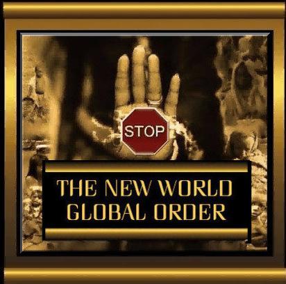 RESIST THE NEW W0RLD ORDER