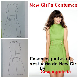 New Girl&#39;s Costume Sew Along