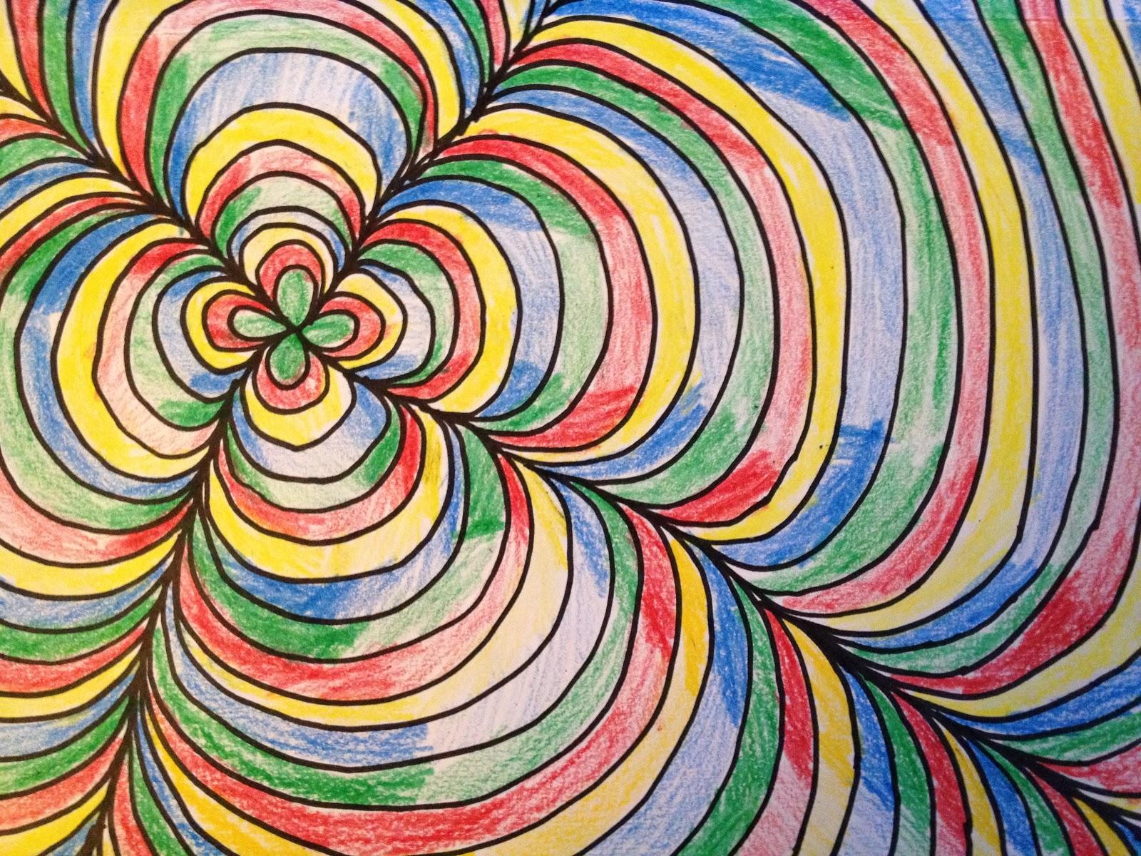 Op Art Designs : Art with mrs garrett op lately