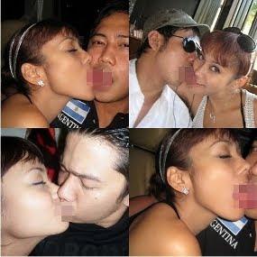 Kumpulan foto-foto hot ciuman anita hara
