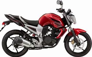 Sepeda Motor Yamaha Bekas Agustus