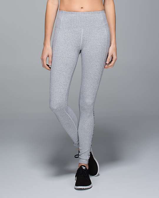 lululemon turn around tight herringbone