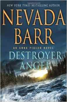 Destroyer Angel by Nevada Barr - Hibbing Public Library